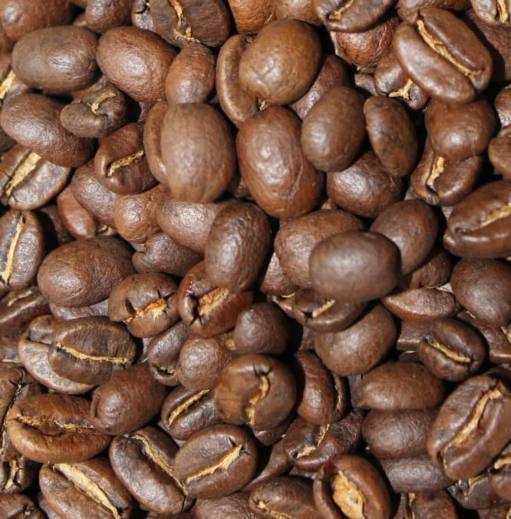 This is a pic of Whole Freshley Roasted Coffee by Wollman Coffee Bemidji MN
